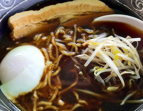 醤油ラーメン 京都ラーメン「五平次」