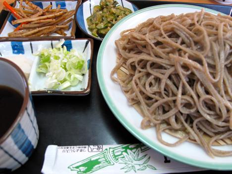 埼玉・加須市・手打ち・生蕎麦・田舎・もりそば