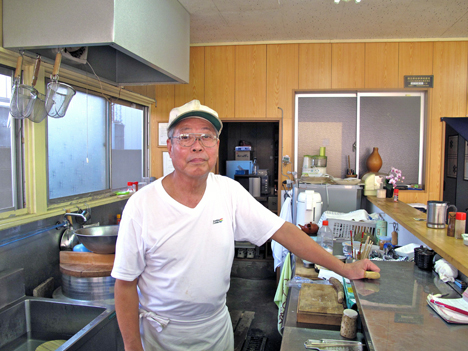 埼玉・加須市・手打ち・生蕎麦・田舎・店主・石川秀夫 氏